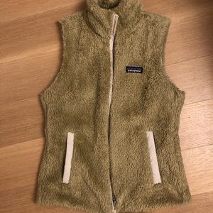 Patagonia Los Gatos Fleece Vest Size S